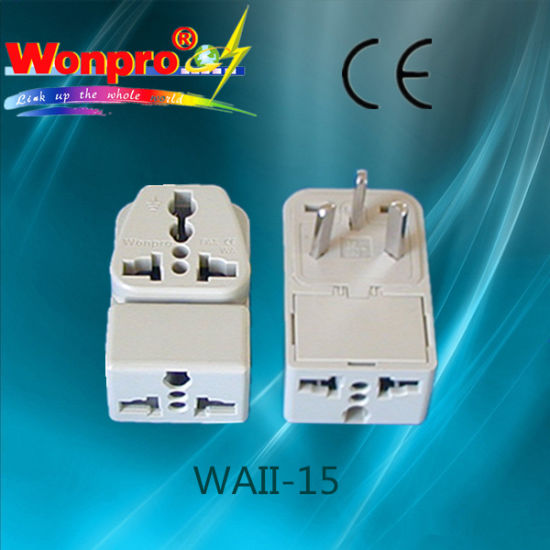 Universal Travel Adaptor (WAII-14) pictures & photos