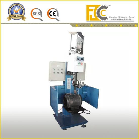 Small Air Compressor Receiver Joint Circular Seam Welding Machine pictures & photos