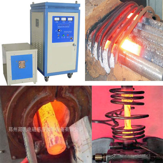 80kw Super Audio Frequency Induction Heating Equipment pictures & photos