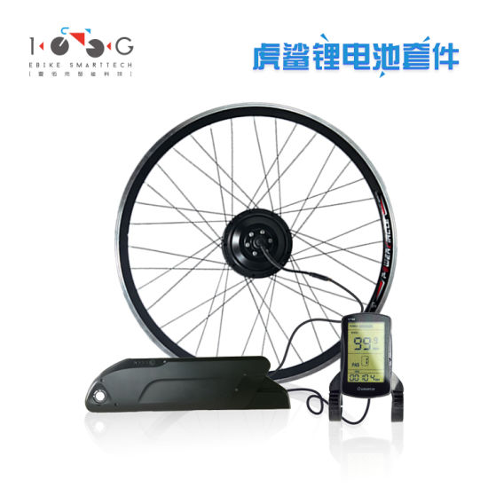 100g 48V 500W Electric Bike Conversion Kit with LED LCD Display