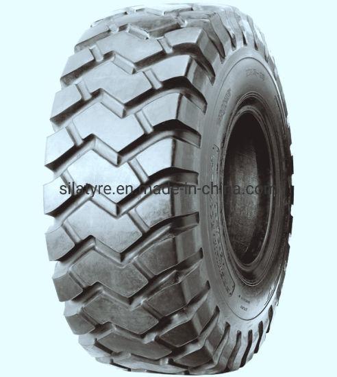 E-3E Nylon Bias Earthmover Loader Grader OTR Tyre (17.5-25, 20.5-25, 23.5-25, 26.5-25)