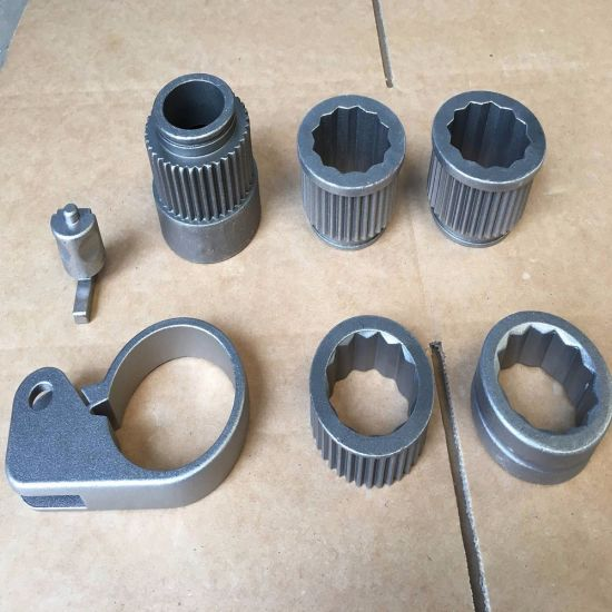 Steel Casting Precision Casting Stainless Steel Railway Casting Machinery Parts