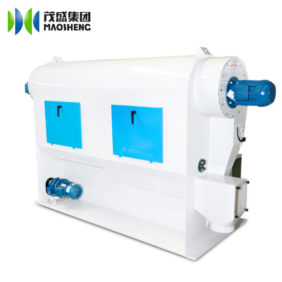 Grains Wheat Cleaning Machine Cacao Bean Processing with Aspirator Channel