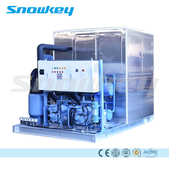 Industrial Ice Machine for Sale Large Size Plate Ice Machine