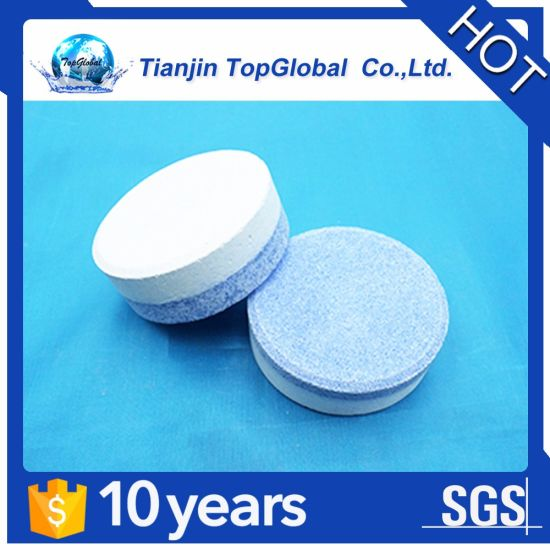 90% Trichloroisocyanuric acid TCCA pictures & photos