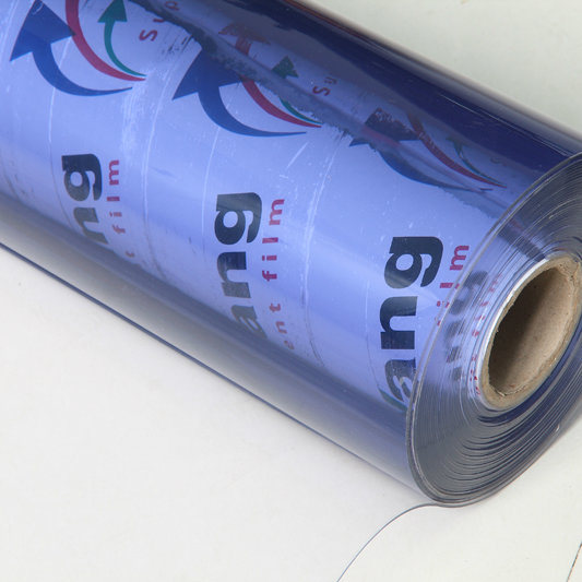 0.30mm Transparenr PVC Film for Package pictures & photos