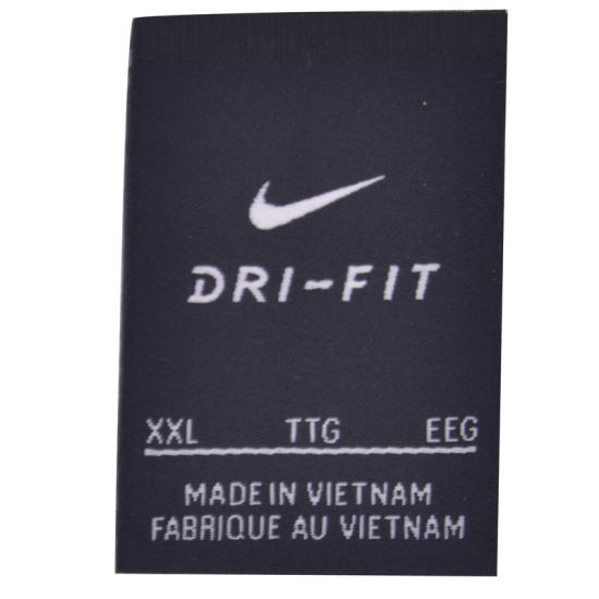 Garment Accessories Labels Clothing Damask Woven Label
