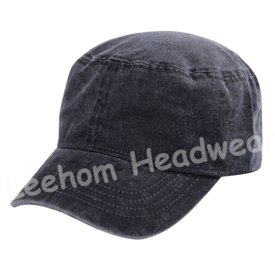 Wholesale Military Army Lady Fashion Cap with Small Visor pictures & photos