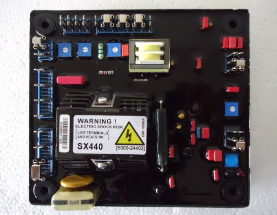 Automatic Voltage Regulator Sx440, AVR Sx440 pictures & photos