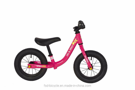 "New Design 12"" Balance Bike Alloy Frame Children Bike OEM pictures & photos"