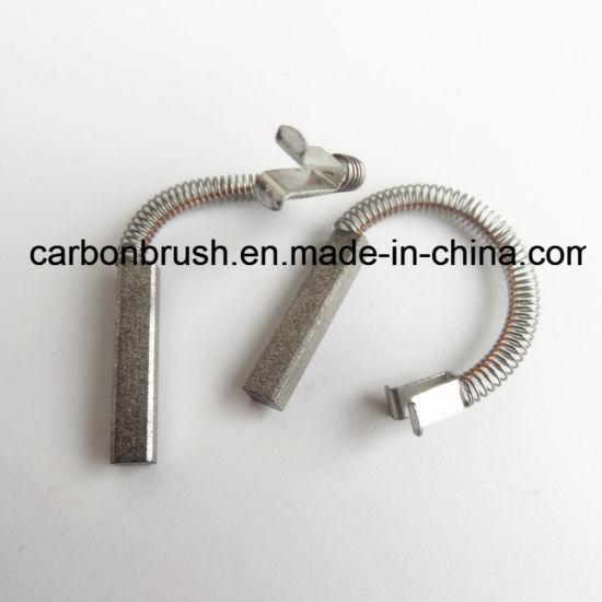 High Quality Metal Carbon Brushes for CT Siemens Somatom Emotion 16