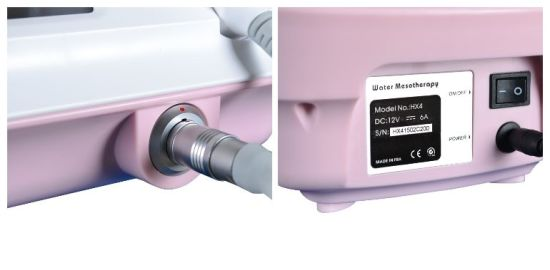 Newest 3 in 1 Mesotherapy Equipment Meso Beauty Machine pictures & photos