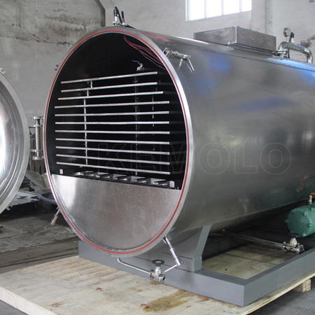300 Kg/Batch Commercial Freeze Drying Equipment for Sale