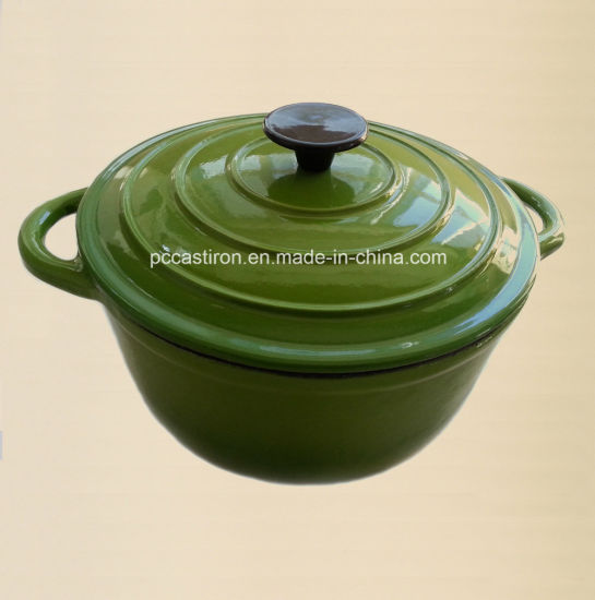 FDA Ce SGS LFGB Approved Cast Iron Cookware Set pictures & photos