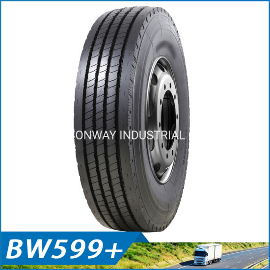 TBR Truck Bus Radial Tire Wholesale Cheap Prices Light Truck Tyre (650R16 700R16 750R16 825R16 825R20) Popular in African Market