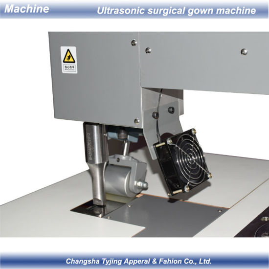 Ultrasonic Sewfree Surgical Gown Machine