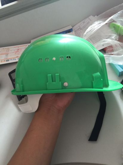 Wholesale Construction Industrial ABS Safety Helmet Hard Hat pictures & photos