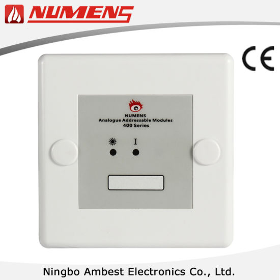 2 Wire Alarm System | China Addressable 2 Wire Fire Detection And Alarm System Input