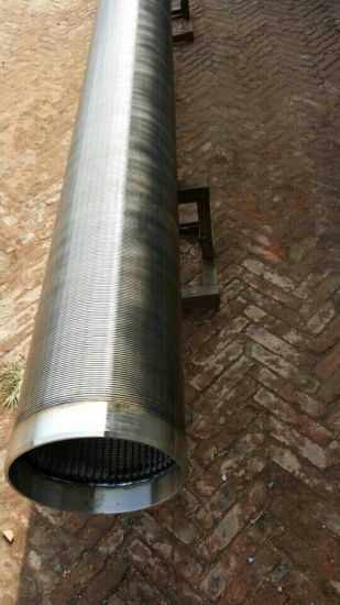 Stainless Steel 205 Non-Magnetic Well Screens pictures & photos