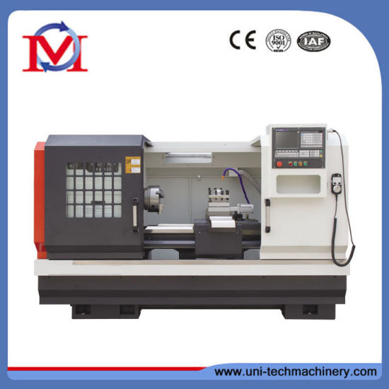 Ck6152e High Precision Small Fanuc CNC Lathe Machine