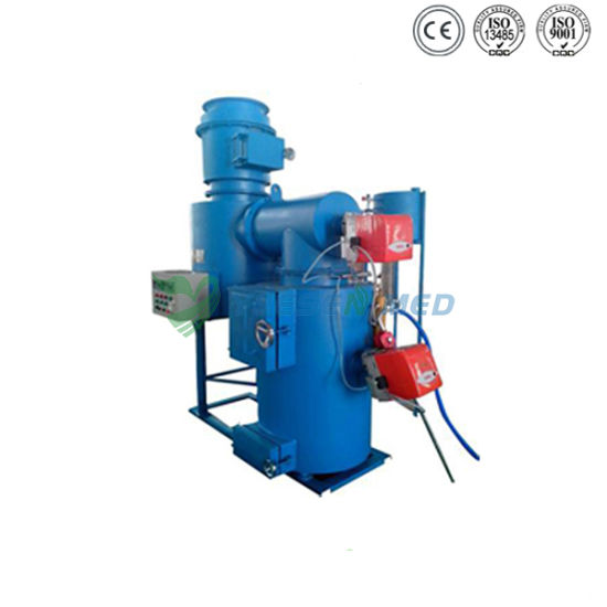 Ysfs-20 Medical Hospital Gas and Oil Waste Burner