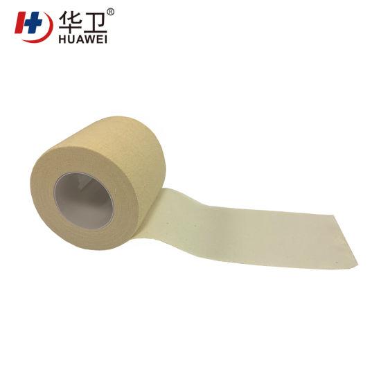 Medical Adhesive Tape Zinc Oxide Adhesive Plaster