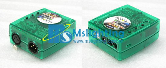Sunlite Software/ DMX Controller USB PC Console