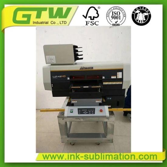 China High Efficiency Mimaki Ujf-A3hg UV LED Curing Platform Inkjet