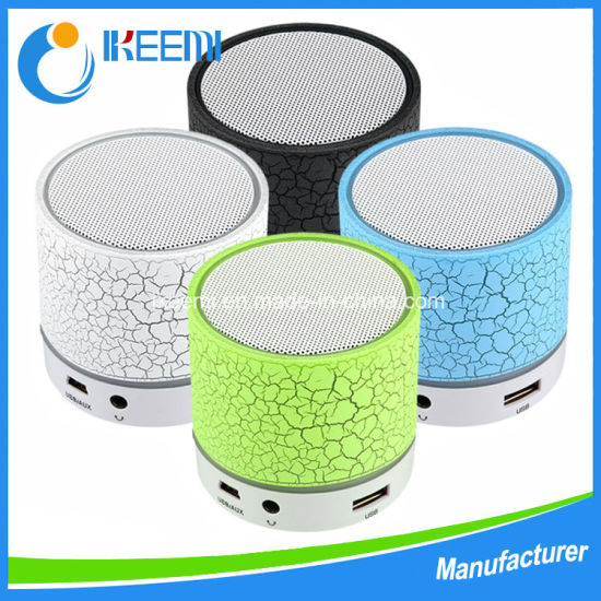 Portable Music Box Music Instruments Mini Bluetooth Speaker pictures & photos