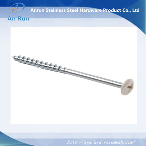 Ring Shank Roofing Nails with Washer pictures & photos