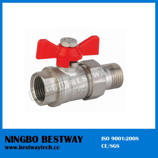 Forged Brass Ball Valve (BW-B45) pictures & photos