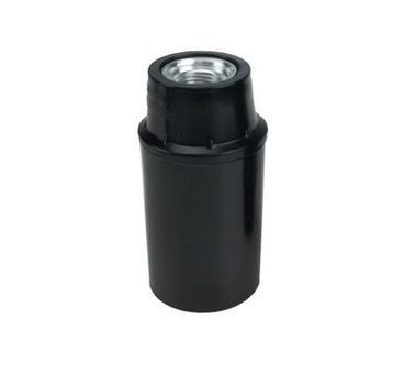 E14 Bakelite Smooth Lamp Holder