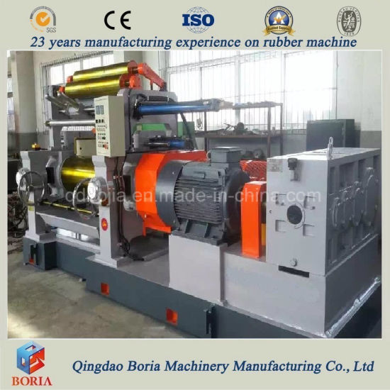 Rubber Open Mixing Mill (XK-610) pictures & photos