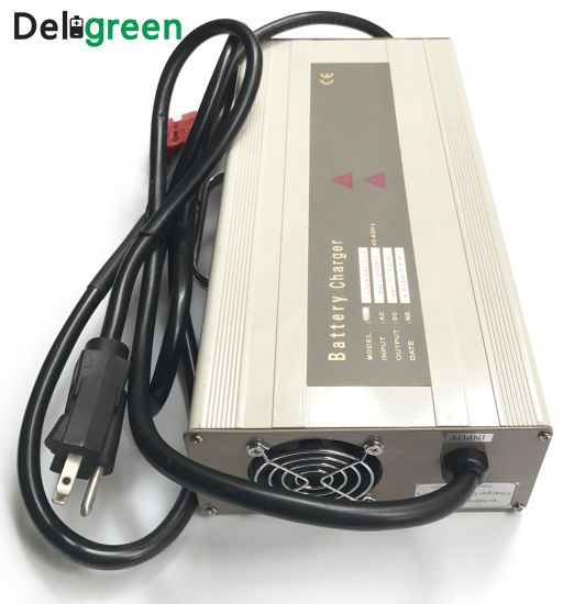 Advanced Charging Algorithm Battery Protection Intelligent Battery Charger