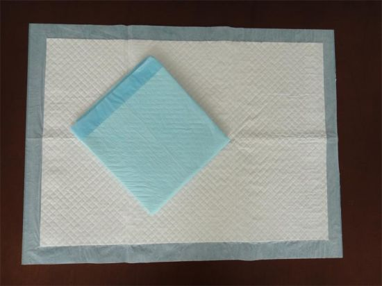 High Absorbent Incontinence Bed Pad Disposable Underpad pictures & photos