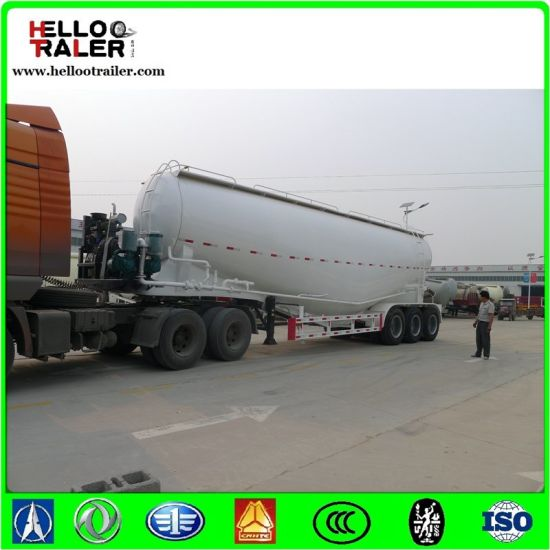 Bulk Cement Tanker Trailer pictures & photos