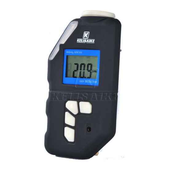 New Portable Oxygen Analyzer for Self Breathing Safety in Danger Area pictures & photos
