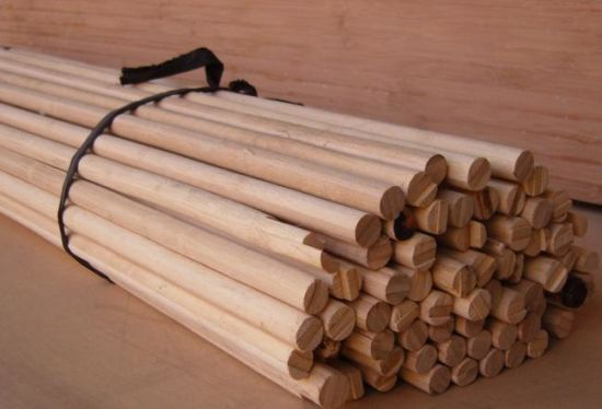 Factory-Bamboo Wood Dowel pictures & photos