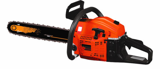 Professional Garden Cutting Tools- Gasoline Chainsaw-45cc pictures & photos