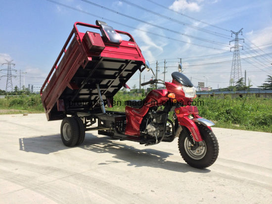 200cc for Double Shock Absorber Cargo Tricycle (TR-4) pictures & photos