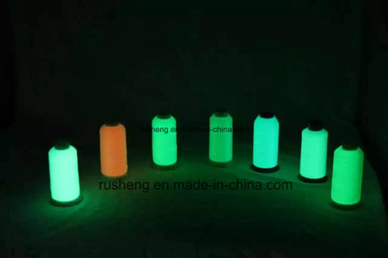Luminous Fiber Yarn for Shinning in The Darkness pictures & photos