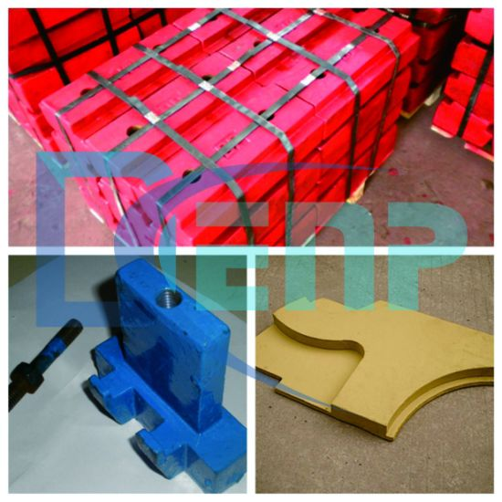 Quality Denp Sand Making Crusher Spare Parts, Impact Plate pictures & photos