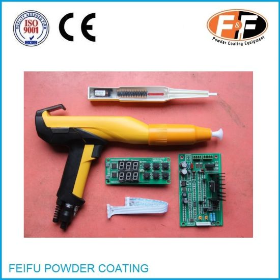 Wholesale Powder Coating Machine PCB, Cascade, Gun Shell pictures & photos