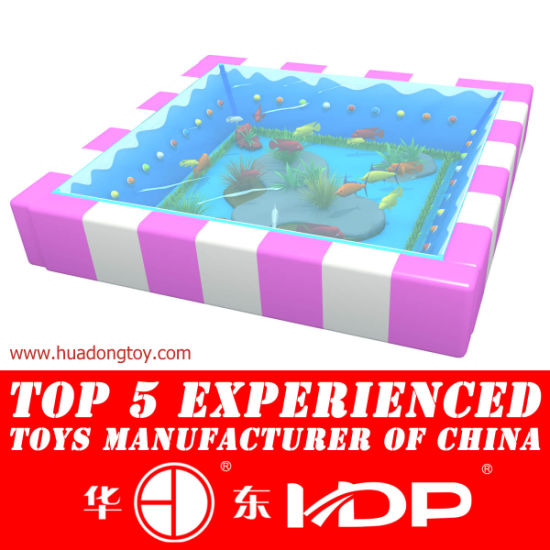 Indoor Playground Water Trampoline for Baby and Kids pictures & photos