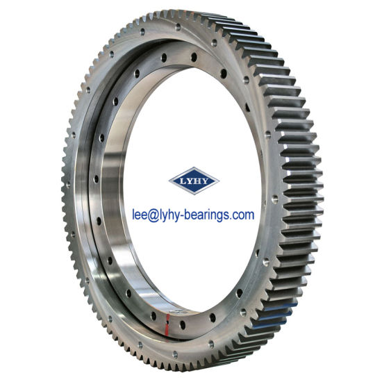 Slewing Ring Bearing with External Gear (011.30.500)