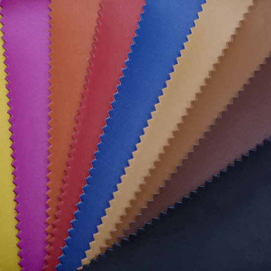 Hot Synthetic Leather with Real-Leather Like Backing (BTR01XXG)