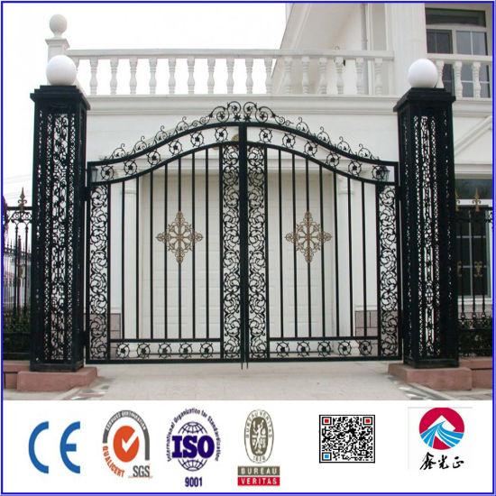 Low Cost Wrought Iron Gate/Door