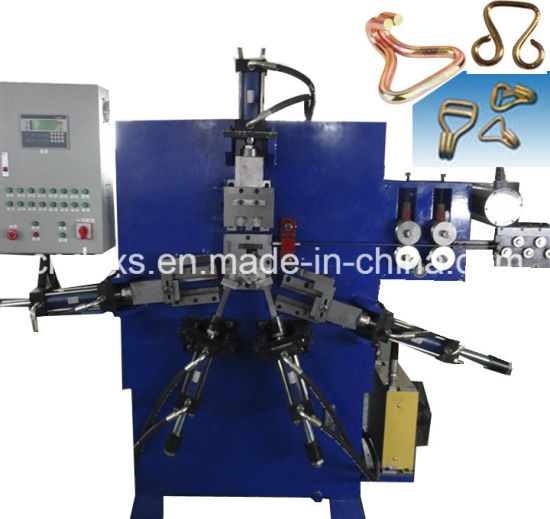 2016 Hydraulic J-Hook Making Machine pictures & photos