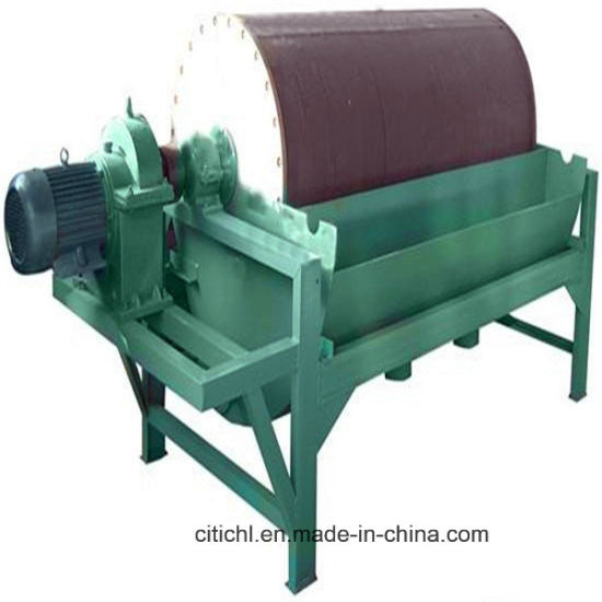 Double Drums Permanent Magnetic Separator Used in Iron Mine pictures & photos
