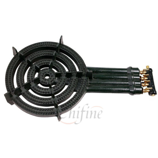 Customized Cast Iron Gas Burner for Sale pictures & photos